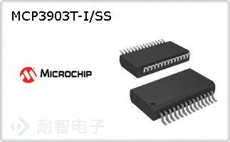 MCP3903T-I/SS