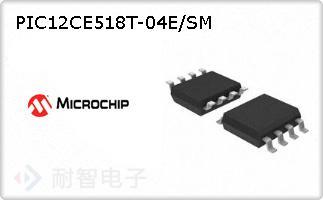 PIC12CE518T-04E/SM