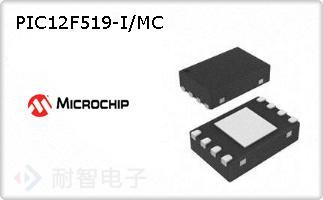 PIC12F519-I/MC