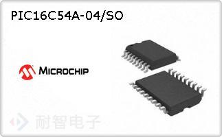 PIC16C54A-04/SO