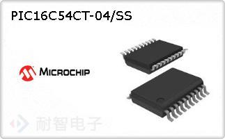 PIC16C54CT-04/SS的图片