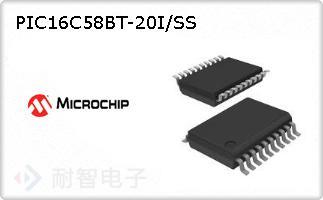 PIC16C58BT-20I/SS