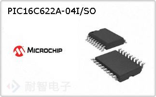 PIC16C622A-04I/SO