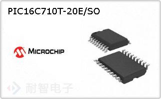PIC16C710T-20E/SO