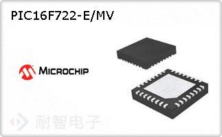 PIC16F722-E/MV