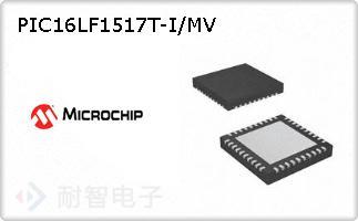 PIC16LF1517T-I/MV