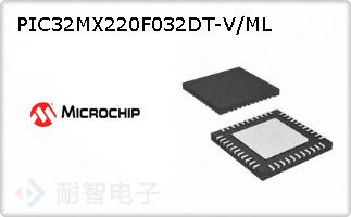 PIC32MX220F032DT-V/ML