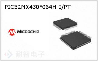PIC32MX430F064H-I/PT