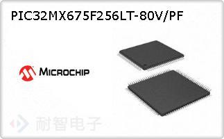 PIC32MX675F256LT-80V/PF的图片