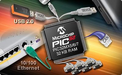 Microchip为LED照明再添两款驱动IC
